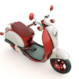 Motorkerékpár és alkatrészek